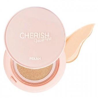 Pekah Cherish Velvet Fit #23 - Кушон для лица тон №23