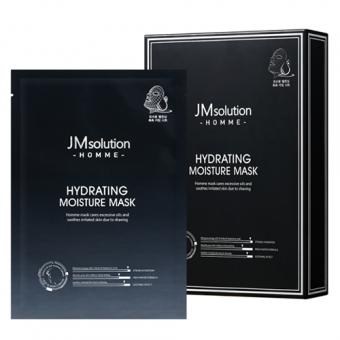 JM Solution Homme Hydrating Moisture Mask - Увлажняющая маска для мужчин