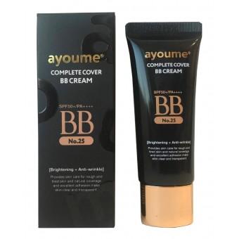 Ayoume Complete Cover BB Cream SPF50+ PA++++ - Многофункциональный BB-крем 27