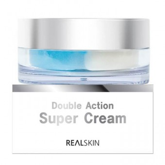 RealSkin Double Action Super Cream - Крем для лица двойного действия