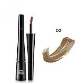 TonyMoly Perfect Eyes Silky Touch Brow 02 - Подводка для бровей