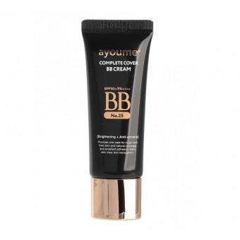 Ayoume Complete Cover BB Cream SPF50+ PA++++ - Многофункциональный BB-крем 25