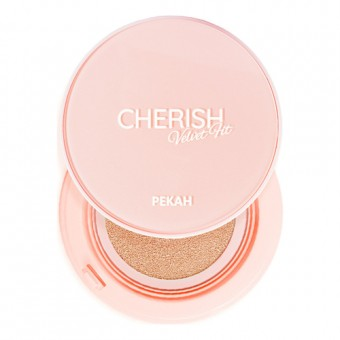 Pekah Cherish Velvet Fit #13 - Кушон для лица тон №13
