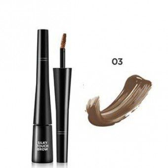 TonyMoly Perfect Eyes Silky Touch Brow 03 - Подводка для бровей
