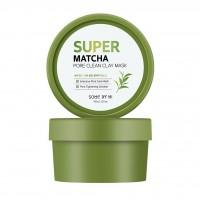 Super Matcha Pore Clean Clay Mask - Очищающая глиняная маска с чаем матча