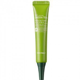 TonyMoly The Chok Chok Green Tea Watery Eye Cream - Увлажняющий крем для кожи вокруг глаз с экстрактом зеленого чая