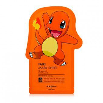 Fairi Mask Sheet ( Pokemon Edition)
