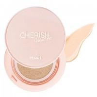 Cherish Velvet Fit #21 - Кушон для лица тон №21