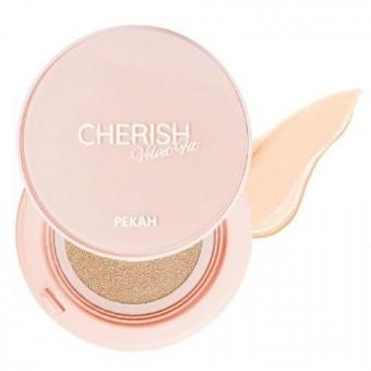 Pekah Cherish Velvet Fit #21 - Кушон для лица тон №21