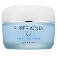Super Aqua Deep Hydro Cream - Увлажняющий крем для лица