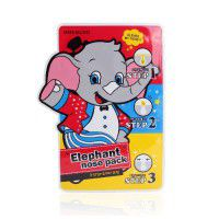 Urban Dollkiss 3-Step Elephant Nose Pack - Маска против черных точек