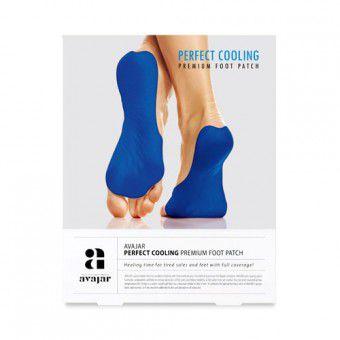 Avajar Perfect Cooling Premium Foot Patch - Охлаждающая маска для ступней ног - 1 уп. 5 шт.
