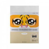 Animal Warming Eye Mask_Tiger (Rose Fragrance) - Маска для глаз