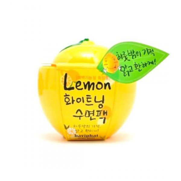Lemon Whitening Sleeping Pack - Маска отбеливающая
