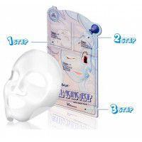 3-Step Anti-Aging EGF Aqua Mask Sheet - Маска трехступенчатая антивозрастная