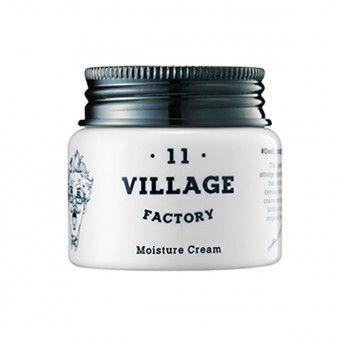 Village 11 Factory Moisture Cream - Увлажняющий крем для лица с экстрактом корня когтя дьявола