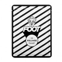 Relax-Day Foot Mask - Увлажняющая маска для ног в форме носочков