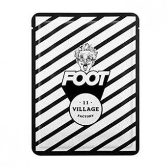 Village 11 Factory Relax-Day Foot Mask - Увлажняющая маска для ног в форме носочков