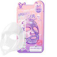 Fruits Deep Power Ringer Mask Pack - Тонизирующая тканевая маска для лица с фруктовыми экстрактами