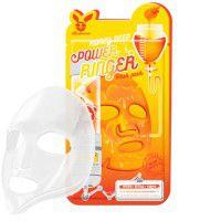 Honey Deep Power Ringer Mask Pack - Питательная тканевая маска для лица с экстрактом мёда
