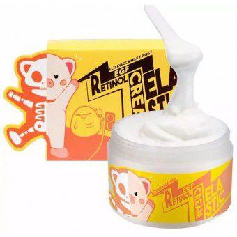 Elizavecca Milky Piggy EGF Retinol Cream - Мягкий крем для лица с ретинолом и фактором роста EGF