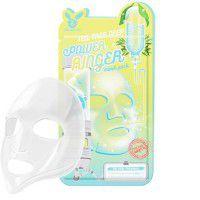 Tea Tree Deep Power Ringer Mask Pack - Успокаивающая тканевая маска для лица с экстрактом чайного дерева