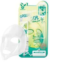 Centella Asiatica Deep Power Ringer Mask Pack - Стимулирующая тканевая маска для лица с экстрактом центеллы азиатской