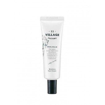 Village 11 Factory Moisture Eye Cream - Увлажняющий крем для век с экстрактом корня когтя дьявола