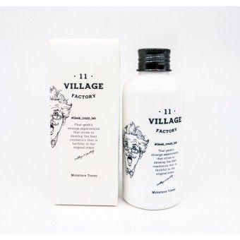 Village 11 Factory Moisture Toner - Увлажняющий тонер для лица с экстрактом корня когтя дьявола