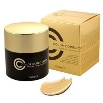 Deoproce Color Combo Cream ( №23 ) - Крем CC