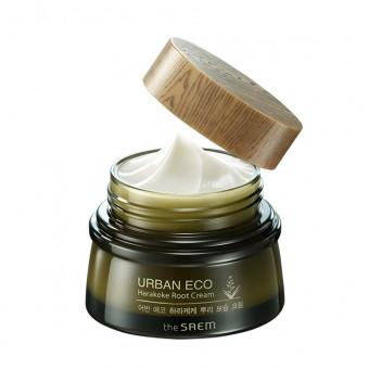 The Saem Urban Eco Harakeke Root Cream - Крем с экстрактом корня новозеландского льна