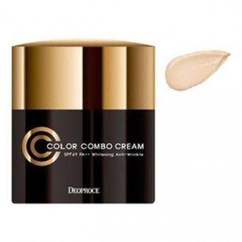 Deoproce Color Combo Cream ( №13 ) - Крем CC