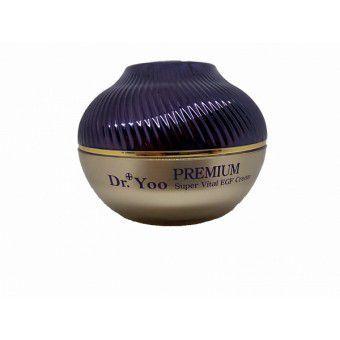 Dr. Yoo Premium Super Vital EGF Cream - Премиум крем с комплексом EGF