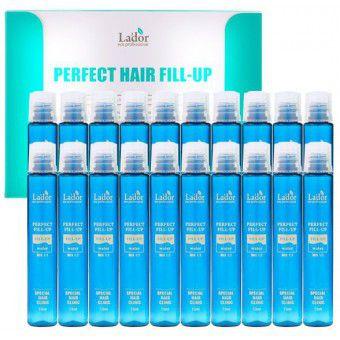 La'dor Perfect Hair Fill-Up - Филлеры для ламинирования волос 20шт.*13мл.