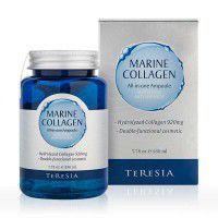 Marine Collagen Ampoule - Антивозрастная сыворотка с морским коллагеном