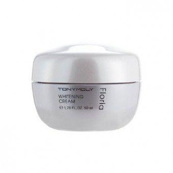 TonyMoly Floria Whitening Cream - Крем для лица отбеливающий