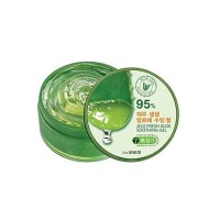 (Promo) Jeju Fresh Aloe Soothing Gel 95% - Гель с алое