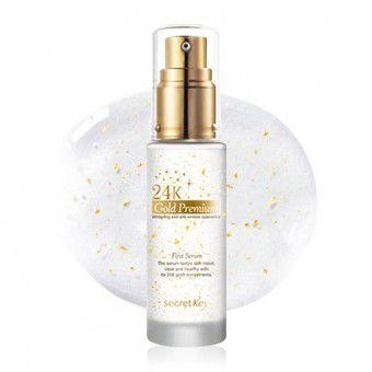 Secret Key 24K Gold Premium First Serum - Сыворотка для лица