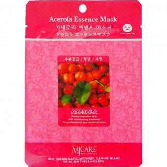 Mijin Acerola Essence Mask - Маска тканевая c ацеролой