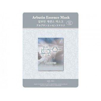 Mijin Arbutin Essence Mask - Тканевая маска с арбутином