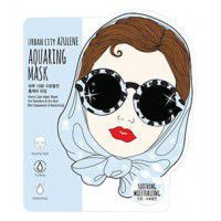 Urban City Azulene Aquaing Mask_Soothing-Moisturizing - Тканевая маска для лица с азуленом