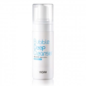 Yadah Bubble Deep Cleanser - Пенка кислородная для лица
