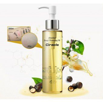 Ciracle Absolute Deep Cleansing Oil - Масло гидрофильное