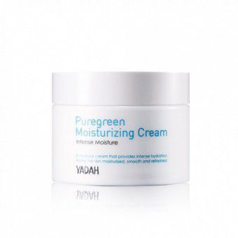 Yadah Pure Green Moisturizing Cream - Интенсивно увлажняющий крем