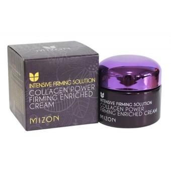 Mizon Collagen Power Firming Enriched Cream - Крем для лица коллагеновый питательный