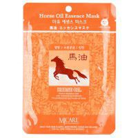 Horse Oil Essence Mask - Маска тканевая конский жир