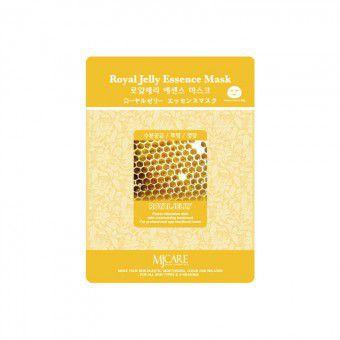 Mijin Royal Jelly Essence Mask - Тканевая маска с маточным молочком