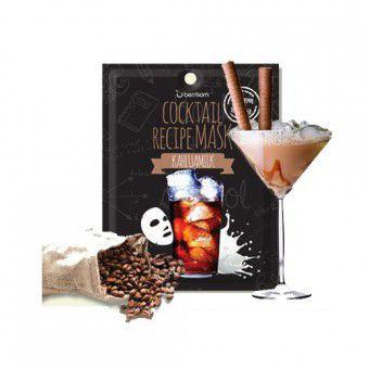 Berrisom Cocktail Recipe Mask - Kahlua Milk - Маска для лица