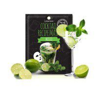 Cocktail Recipe Mask - Mojito - Маска для лица