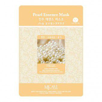Mijin Pearl Essence Mask - Тканевая маска с экстрактом жемчуга